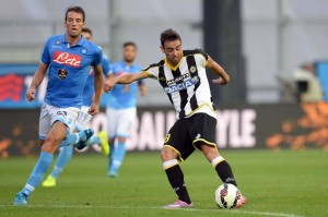 Udinese - Napoli  - Serie A Tim 2014/2015