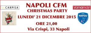 CARPISA CHRISTMAS PARTY INVITO